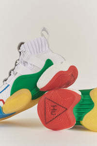 Crazy BYW LVL x Pharrell Williams