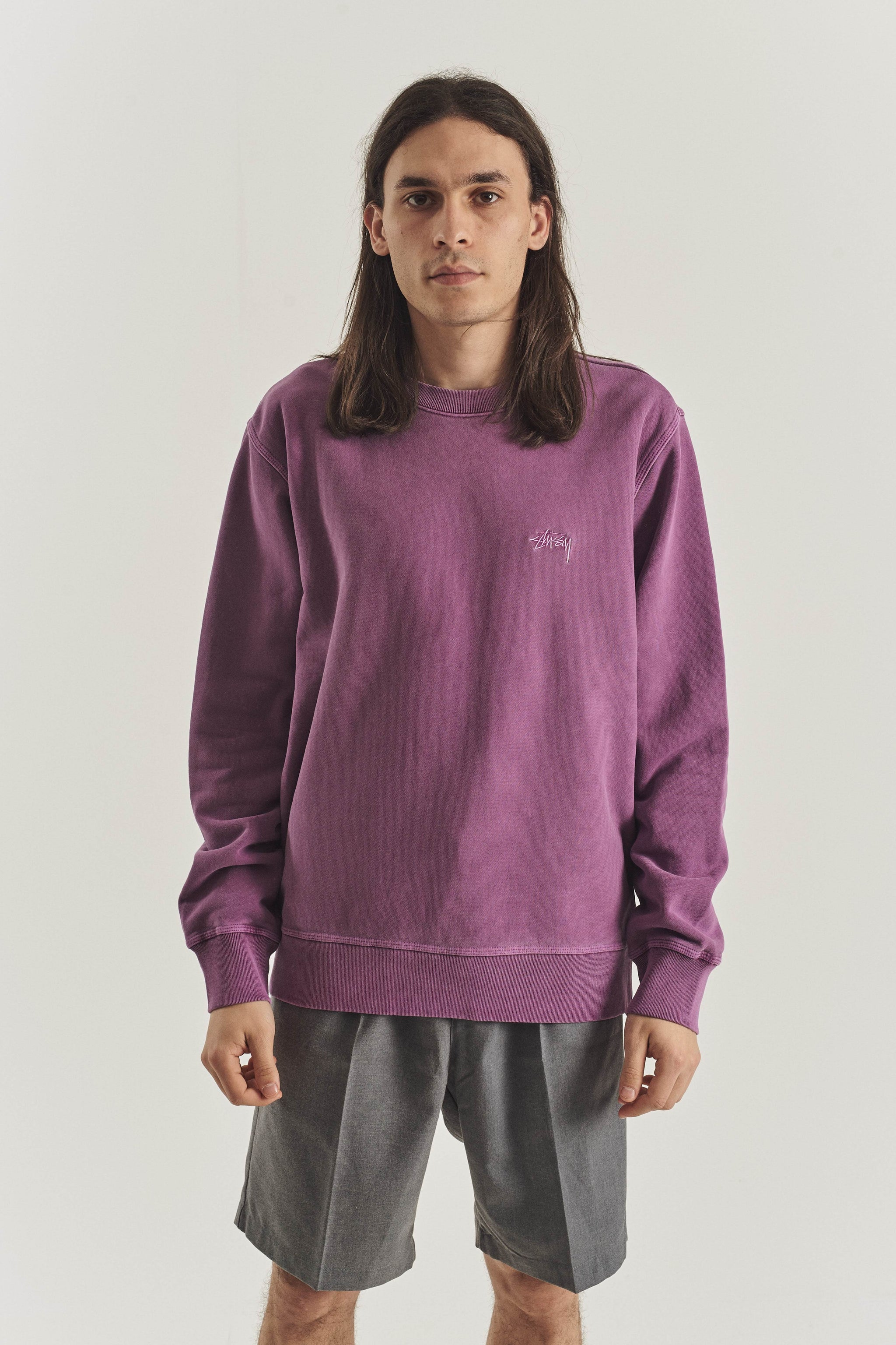 Stock Logo crewneck