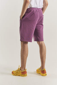 Stock fleece shorts