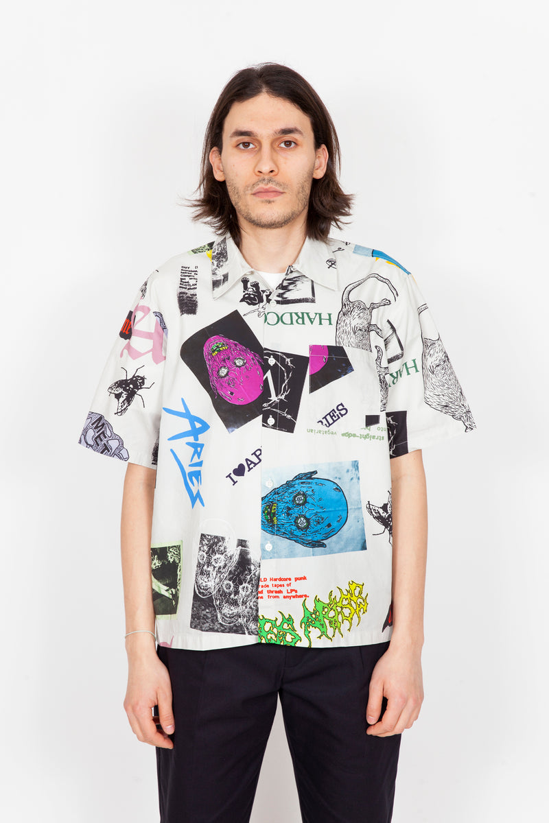 Trasher Hawaïan Shirt