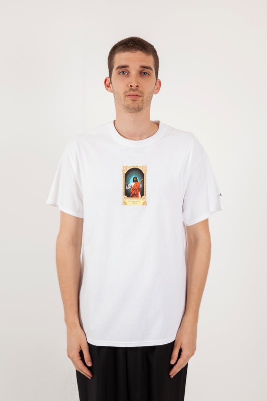 Slapbox With Jesus Tee