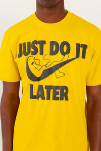 Just Do It Later