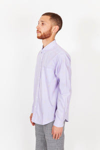 Embroided Oxford Shirt