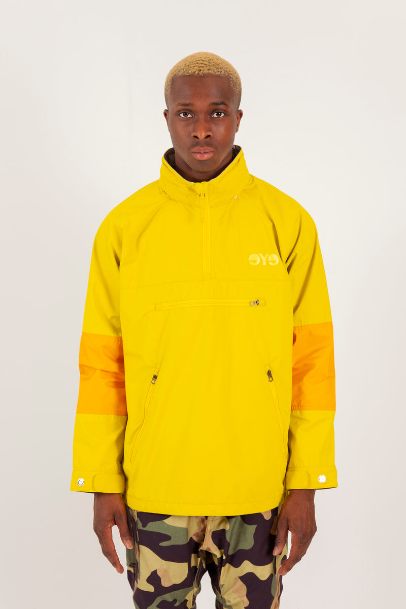 Gore Tex Jacket Yellow