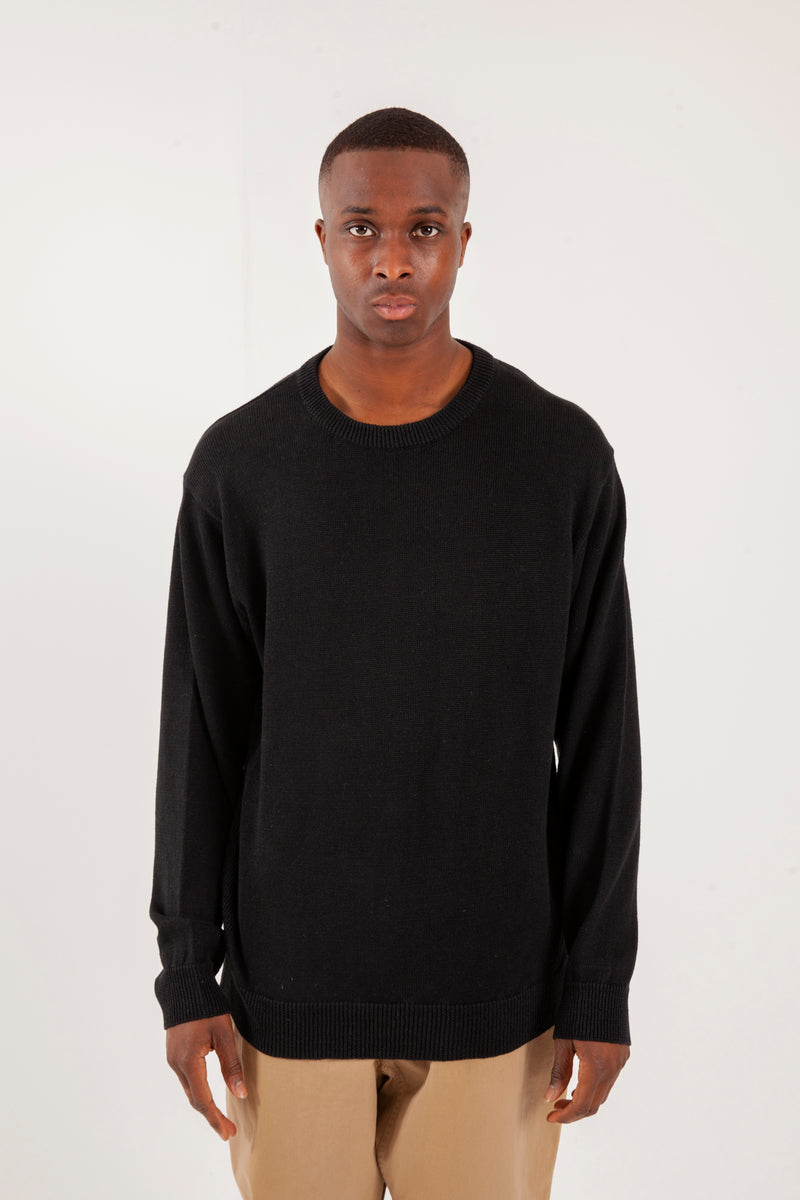 Orr crew sweater