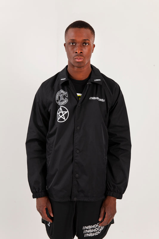 Converse x Neighborhood Coaches Jacket