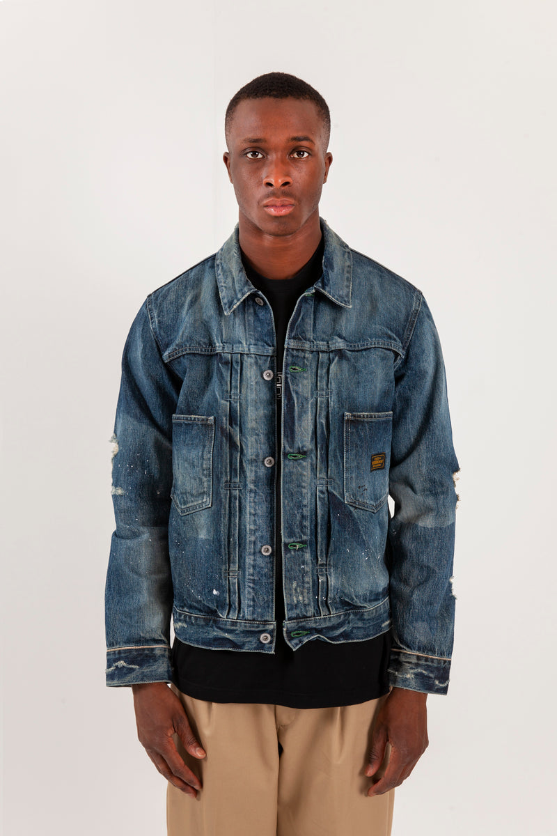 SAVAGE . STOCKMAN / Denim-JKT