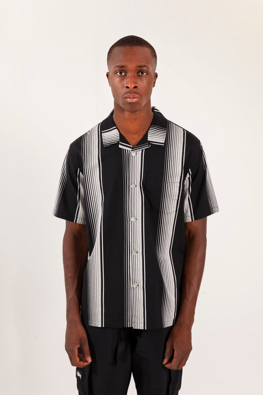 Jacquard Striped Shirt