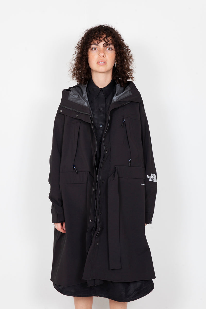 Trench Black Series Mountain Light Futurelight