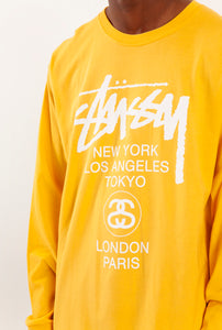 World Tour LS t-shirt