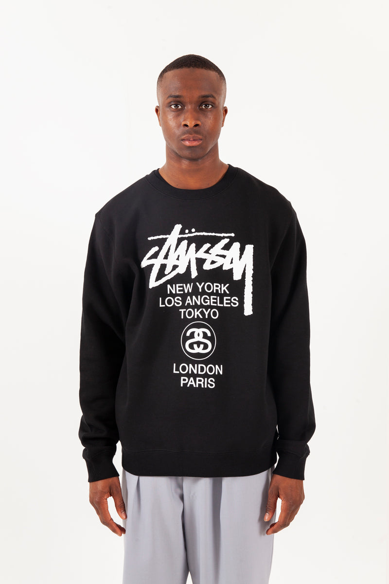 World Tour Crew Sweat