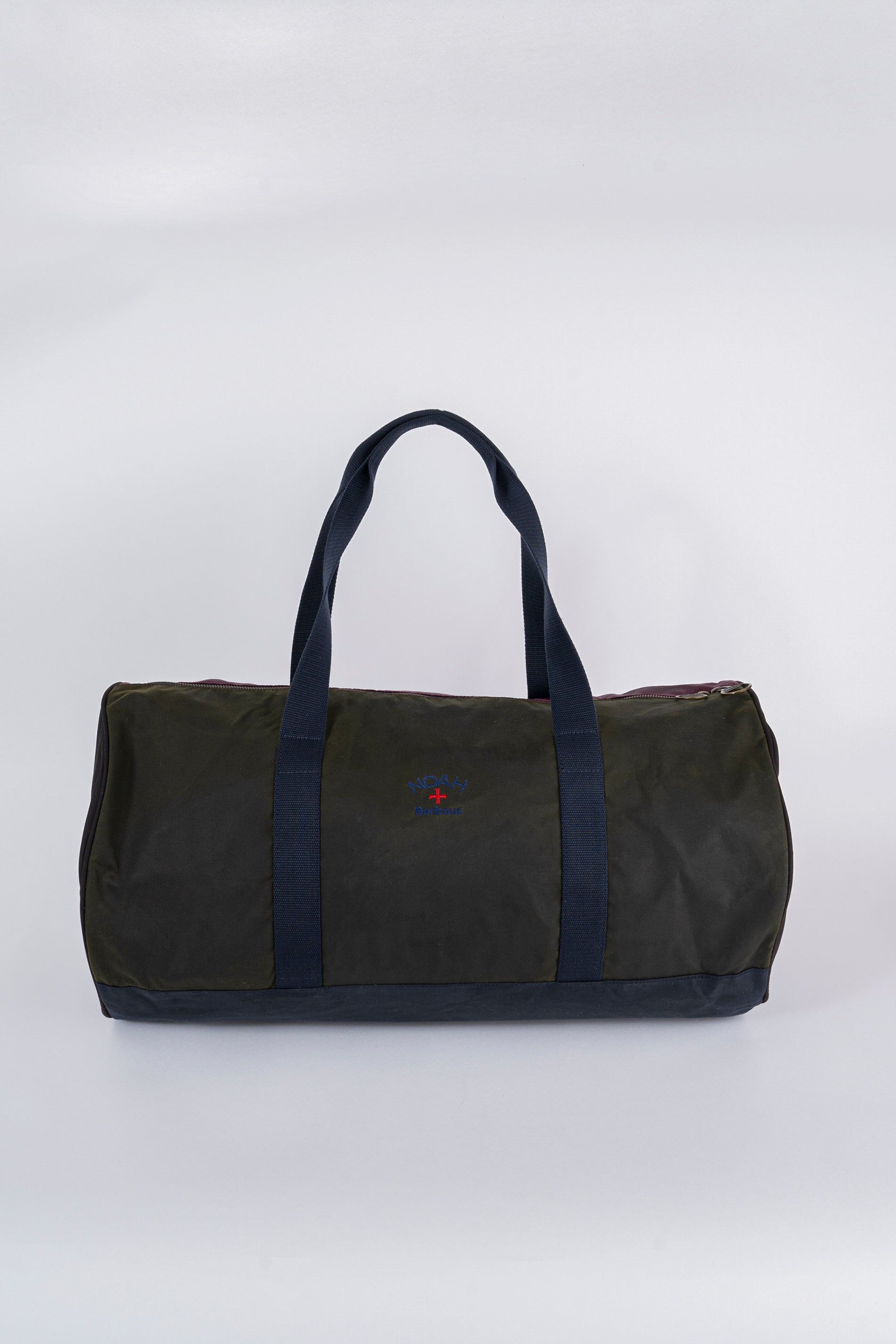 Barbour x Noah Wax Holdall