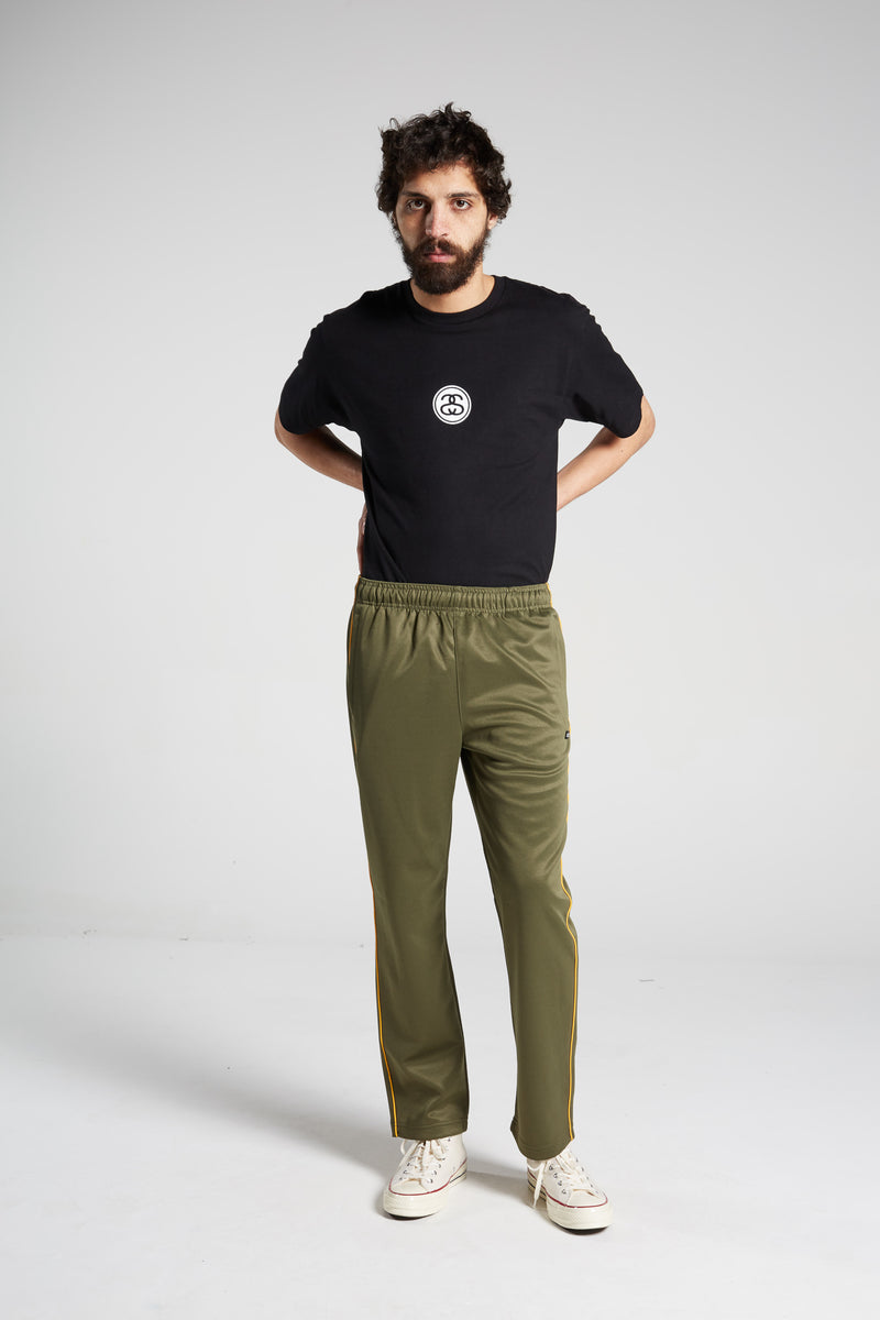 Poly track pants