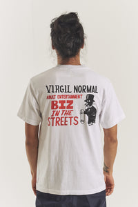 Biz in the Streets t-shirt