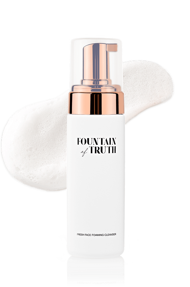 Fresh Face Foaming Cleanser