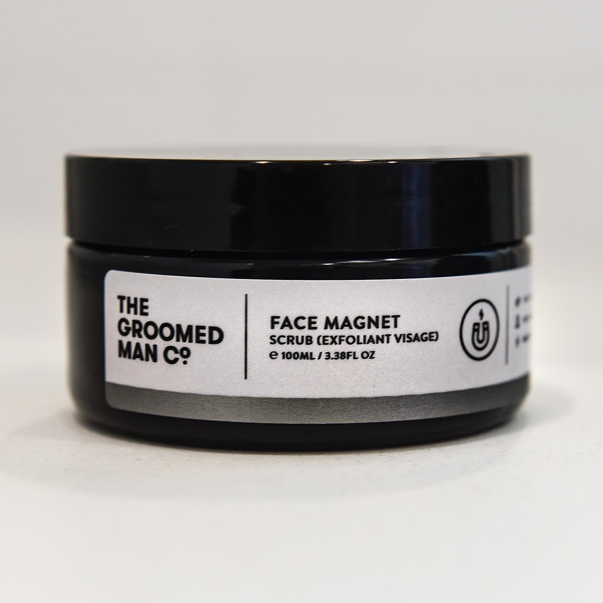 Men's Face Magnet Scrub