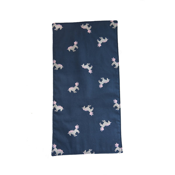 Midnight Unicorn Burp Cloth