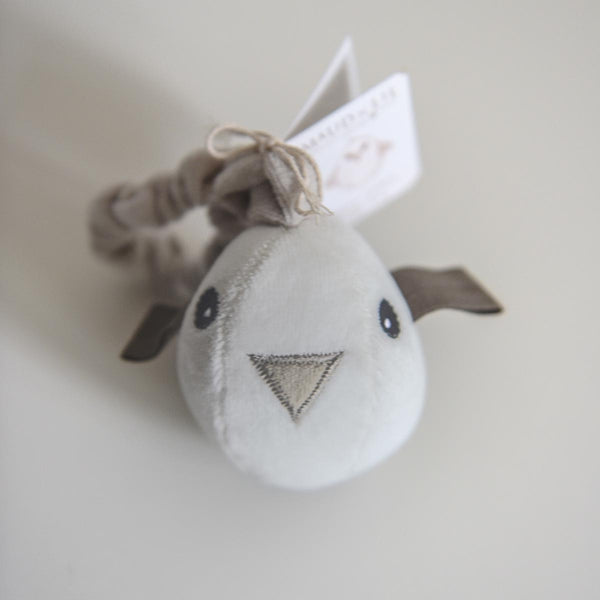 Tweet Play Toy - Grey