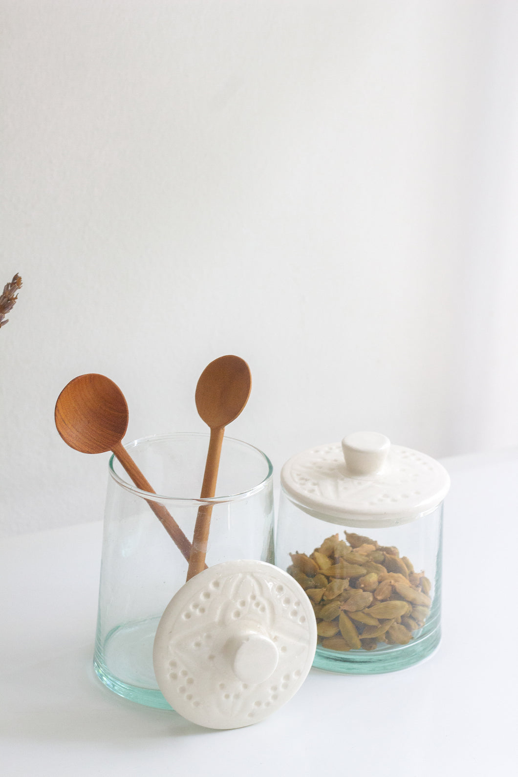 Teak Tea Spoon