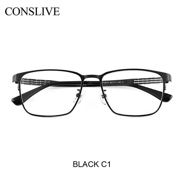 Titanium Glasses Frame Men Adjustable Titanium Optical Spectacles Men Dioptric Glasses Myopia Nearsighted Eyeglasses HT0072