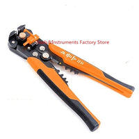 Multi-functional Wire Stripper Cable Pliers Cutter Crimper Automatic Crimping Stripping Plier Terminal Hand Tools