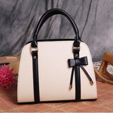 2017 summer Korean version of the new bow handbag ladies shoulder diagonal bag