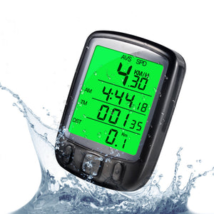 Waterproof LCD Display