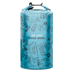 Limited edition Skinnies Dry Bag – Blau