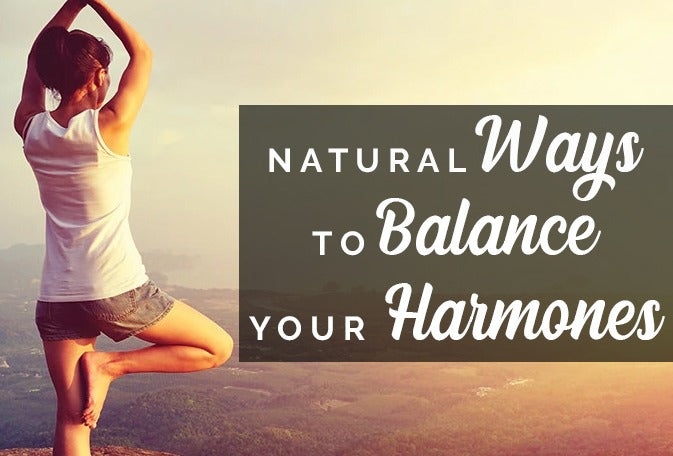 Are you looking to know everything about Natural ways to balance your hormones? Then you're in the right place. We have a complete guide on this topic. Read more!
