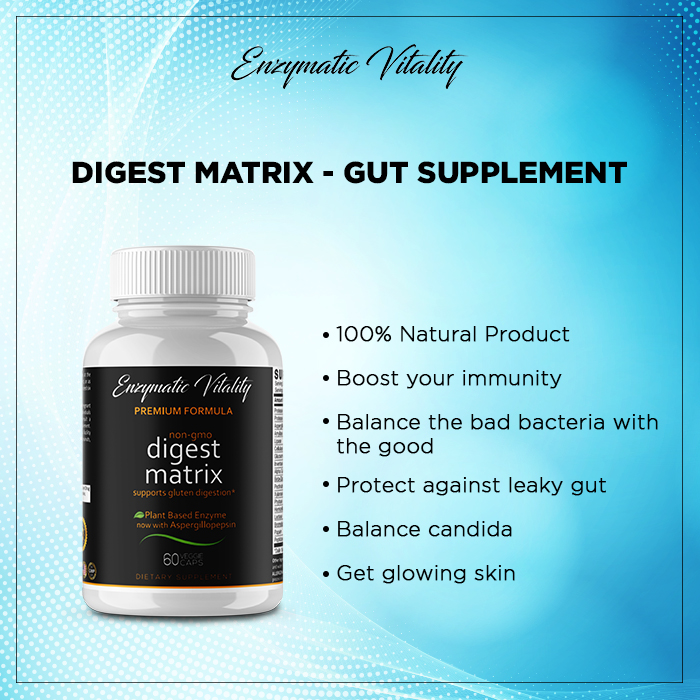Digestive Enzymes: Supplements, Dosages, and More!