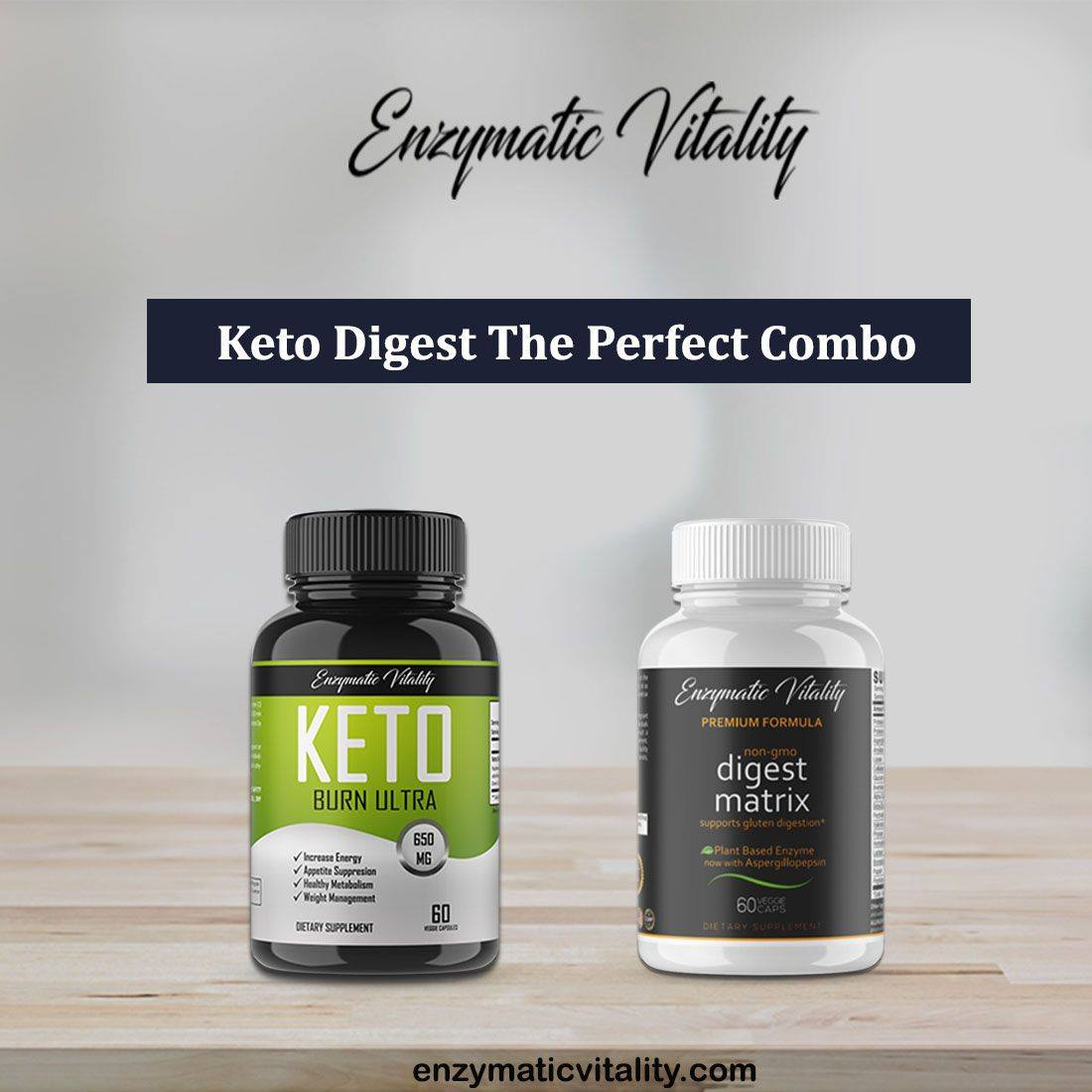 What Should You Know About the Keto Diet and Digestive Enzyme Supplements.