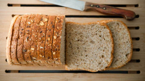 is wholegrain bread good for you