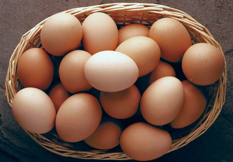 are eggs bad for cholesterol