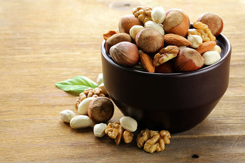 which nuts are superfoods