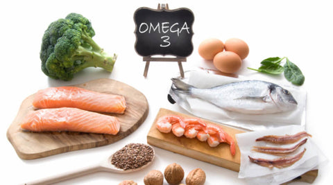 foods that are high in  omega 3