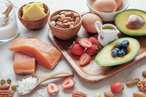 top ten foods for healthy fats
