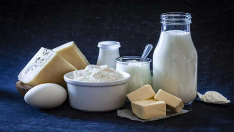 can dairy cause acid reflux