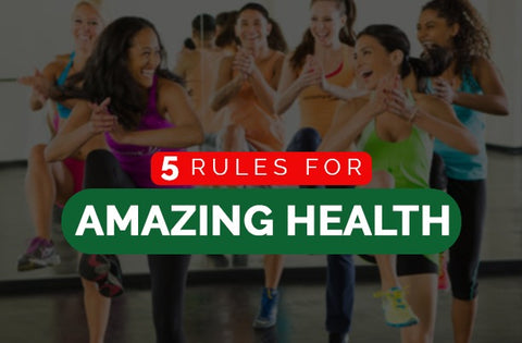 best health tips for beginners