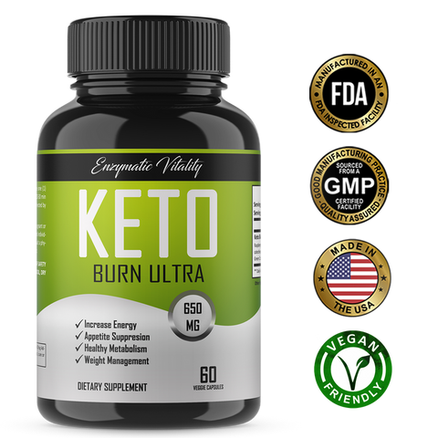 ultra keto burn supplements
