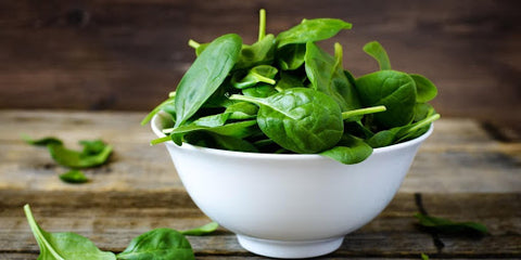 what are the benefits of spinach