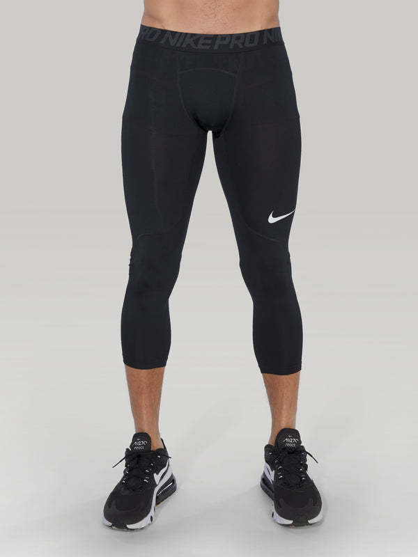 NIKE PRO TIGHTS BLACK/ANTHRACITE CORE