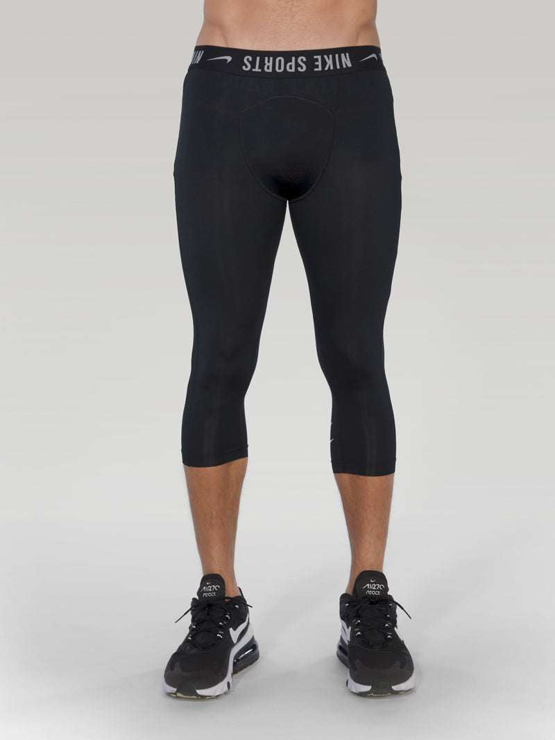 NIKE PRO TIGHT BLACK 4X CORE