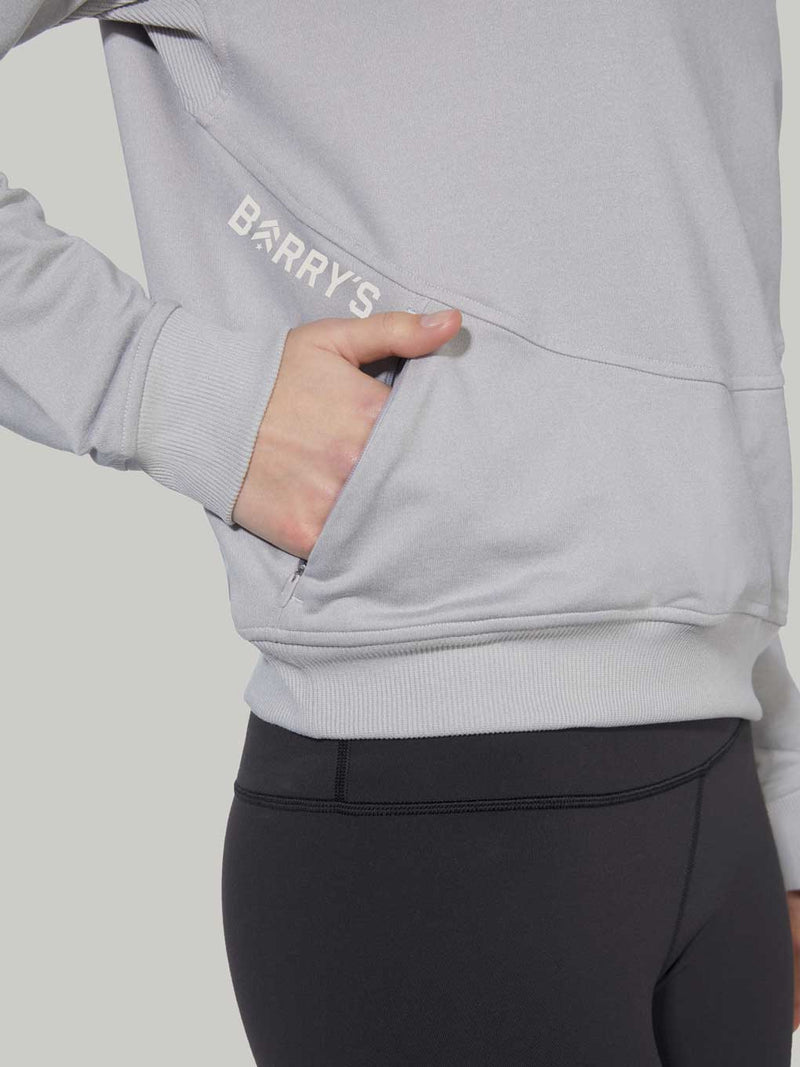 LULULEMON HEATHER STARGAZE CITY SWEAT PULLOVER