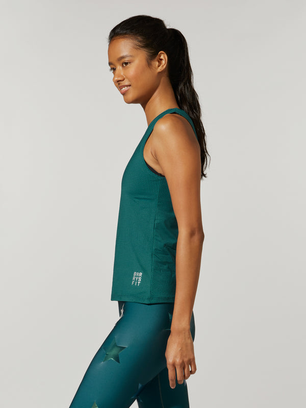 BARRY'S FIT EVERGREEN INTERVAL TANK