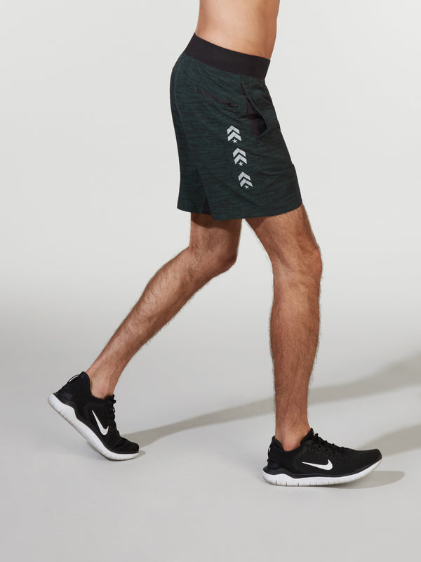 LULULEMON X BARRY'S EVERGREEN T.H.E SHORT