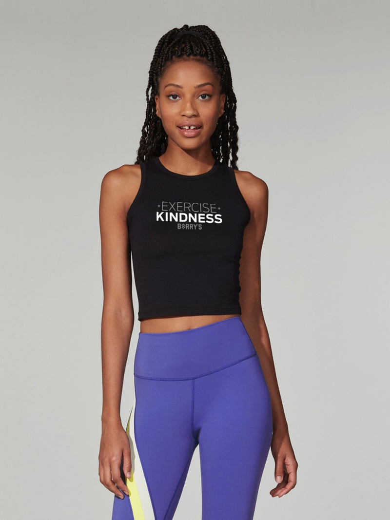 BARRY'S EXERCISE KINDNESS FITTED TANK