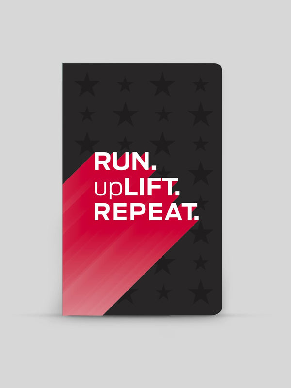 BARRY'S RUN UPLIFT REPEAT NOTEBOOK