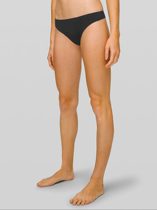 LULULEMON BLACK NAMASTTAY PUT THONG