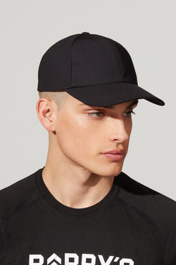 LULULEMON BLACK ON THE FLY HAT