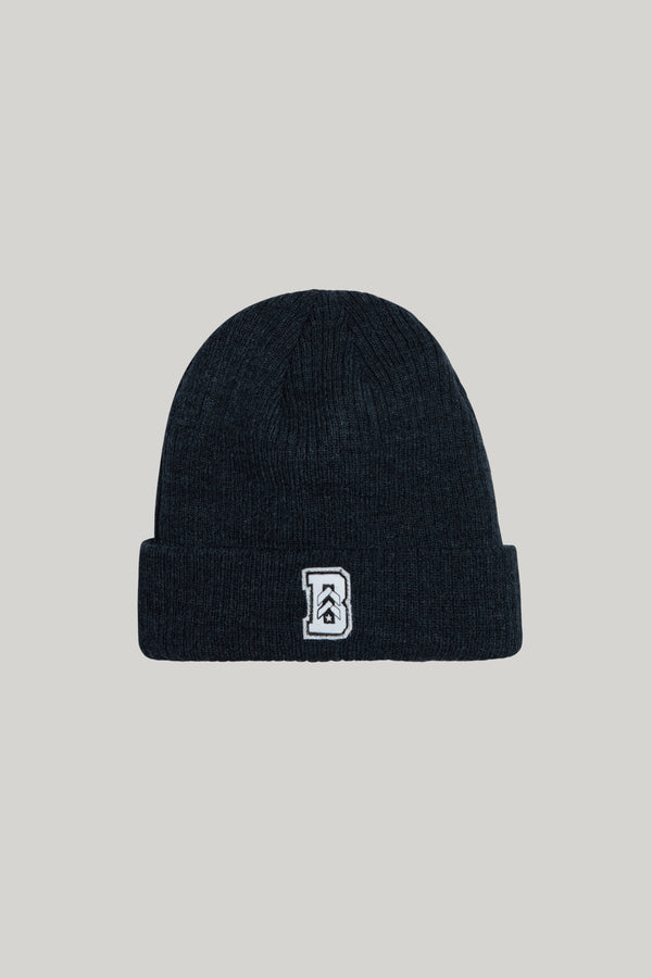 CHAMPION X BARRY'S HEATHER NAVY BEANIE